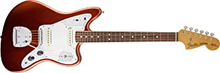Fender - Guitarra eléctrica Jaguar de Johnny Marr, blanco olímpico