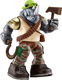 Nickelodeon Teenage Mutant Ninja Turtles Rocksteady in 80`s Outfit Action Figure