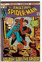 AMAZING SPIDER-MAN #106 7.5