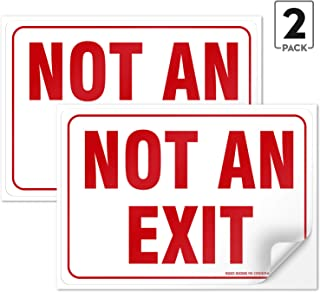 Best not an exit signs Reviews