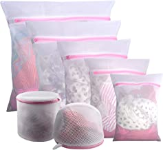 GOGOODA Gogooda 7Pcs Mesh Laundry Bags for Delicates with Premium Zipper, Travel Storage Organize Bag, Clothing Washing Ba...