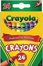 Crayola Crayons 24 CT (Pack of 2)