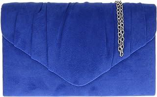bleu roi Girly Handbags bleu marine, Pochette pour femme