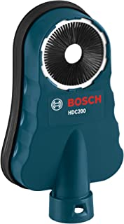 bosch rotary hammer dust collection