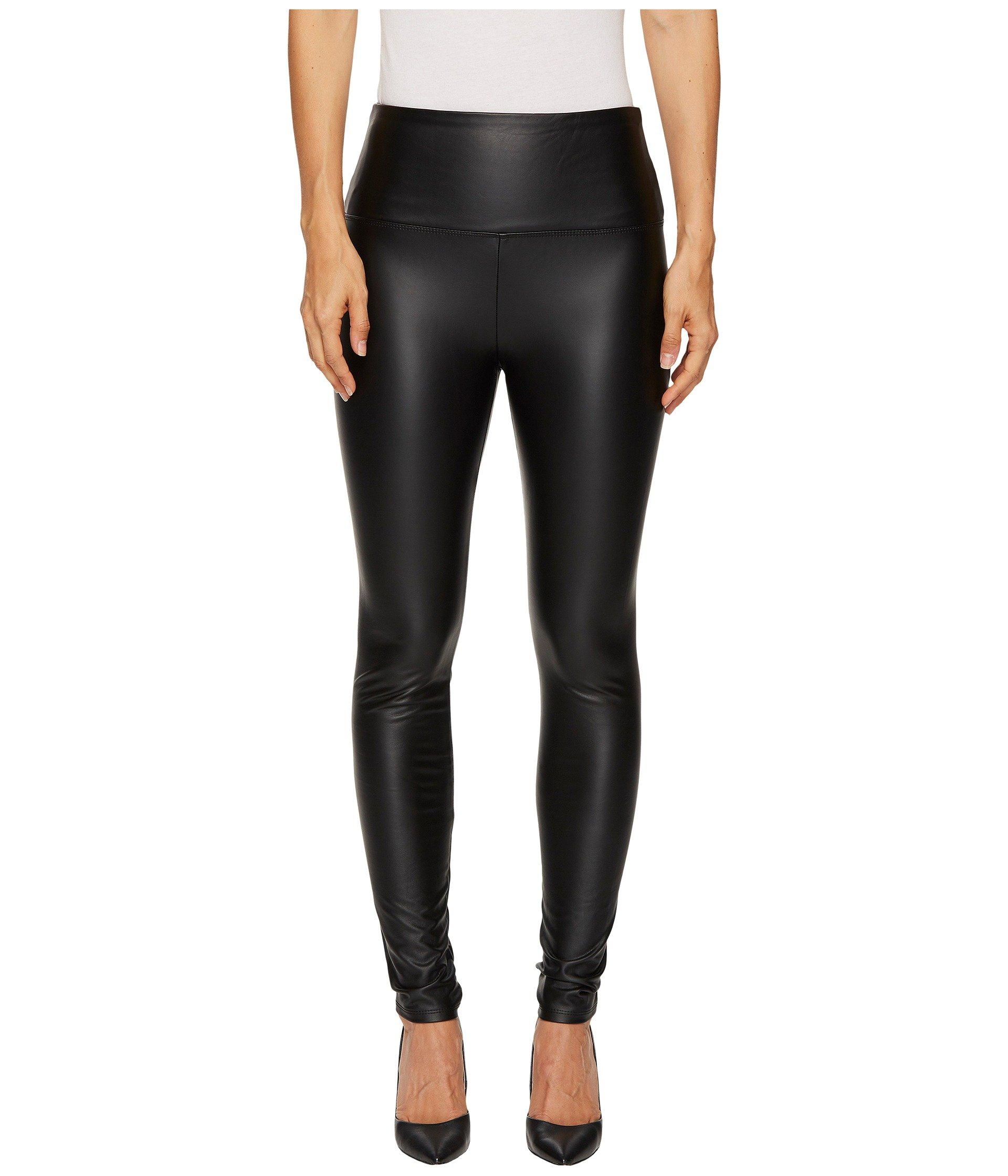 Vegan Leather Lysse Leggings Black Lysse Vegan xzpUwEE