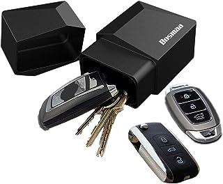 $39 » Sponsored Ad - ANBOX Car Key RFID Signal Blocker Portable Metal Faraday Box Keyless Go Protection Anti-Theft, Anti-Hacking...