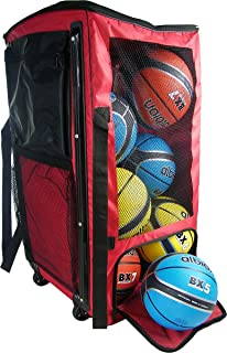 Giant Wheelie Bag Soccer Netball Rugby Equipment Storage Holdall Only