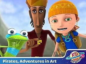 Pirates: Adventures in Art Season 1