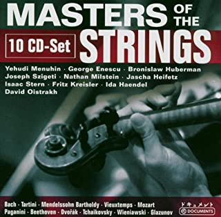 Masters Of The Strings (10 Cd Set)
