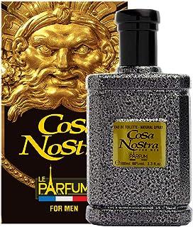 Le Parfum de France Cosa Nostra - Eau de Toilette para hombre 100 ml