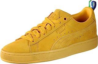 puma suede jaune 43