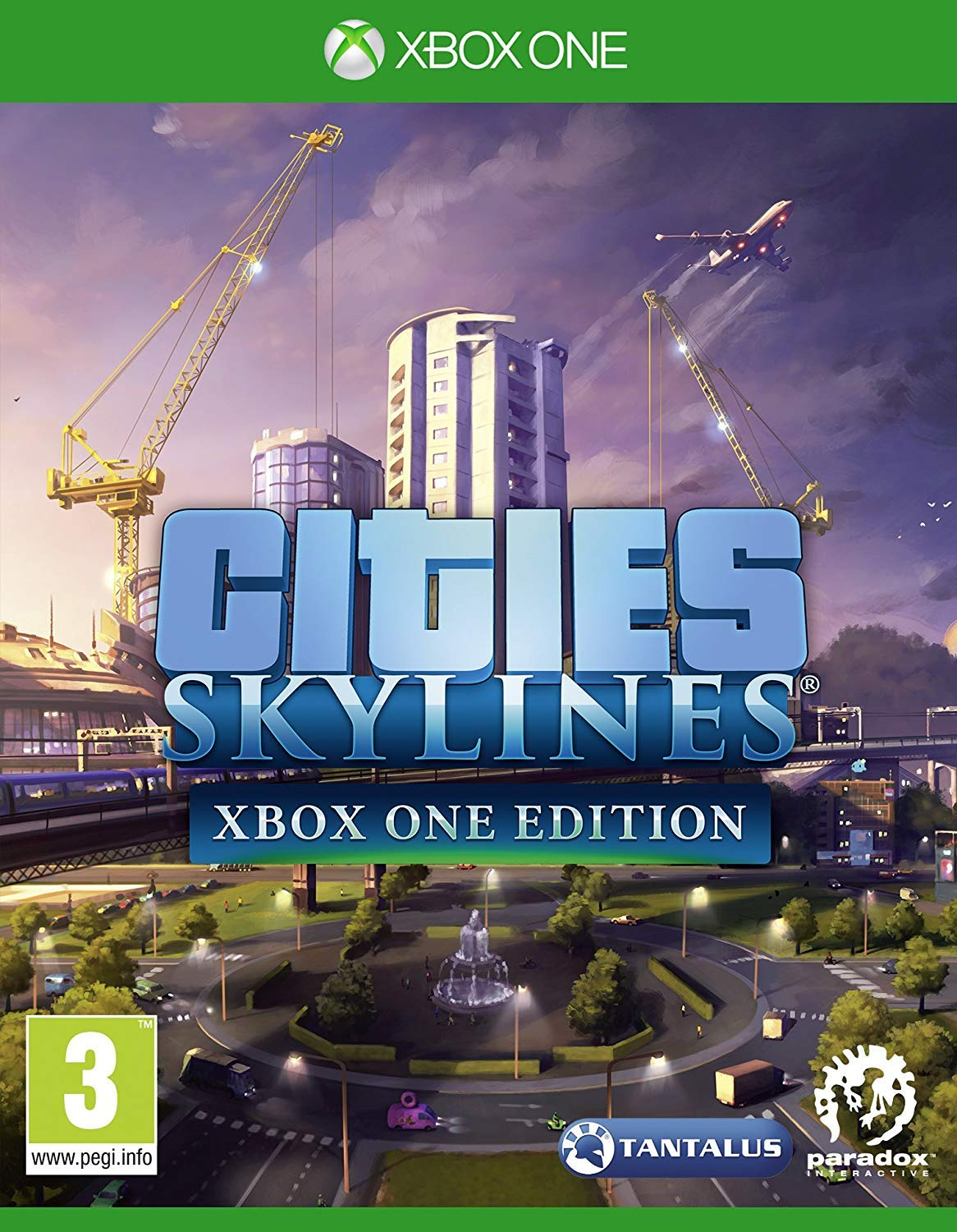 Cities Skylines Xbox One UK VERSION REGION IMPORT FREE Sales results No. 1 Award-winning store