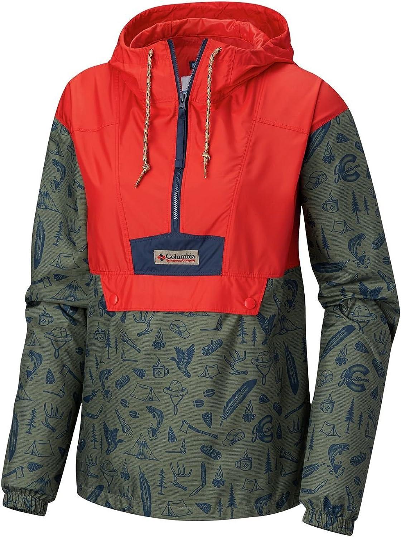 Columbia PNW Flashback Windbreaker Womens Jacket
