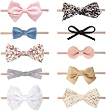baby panty hose headbands