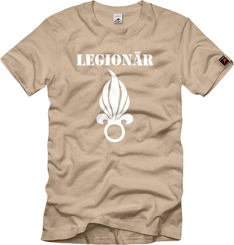 legionär Fremde Legion légion étrangère Ejército Francés de fuerzas armadas – Camiseta # 1181