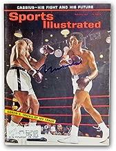 Muhammad Ali Signed Autographed Sports Illustrated Magazine 3/9/64 JSA Z68868