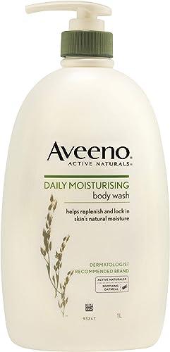 Aveeno Daily Moisturising Body Wash, 1L