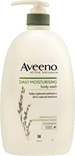 Aveeno Daily Moisturising Body Wash, 1L