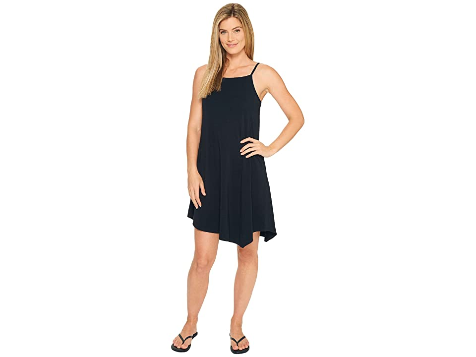NAU Astir Strappy Dress (Caviar) Women
