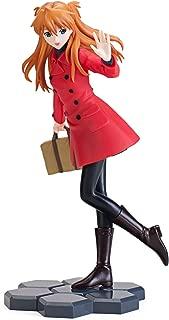 Sega Neon Genesis Evangelion: Asuka Langley Soryu Premium Coat Figure
