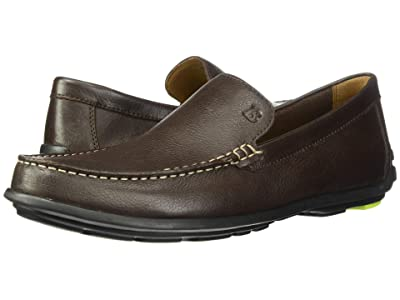 Bostonian Grafton Loafer (Dark Brown Leather) Men