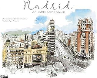 Madrid. Acuarelas de viaje (Guías Singulares)