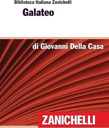 Galateo (Biblioteca Italiana Zanichelli)