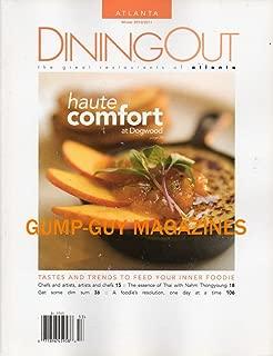 Atlanta Dining Out The Great Restaurants Winter 2010/2011 Magazine HAUTE COMFORT AT DOGWOOD