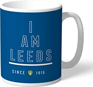 Leeds United Official Personalized FC 'I Am' Mug - Free Personalisation