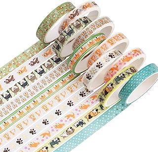 Dog Japanese Washi Tape MTW-SP005