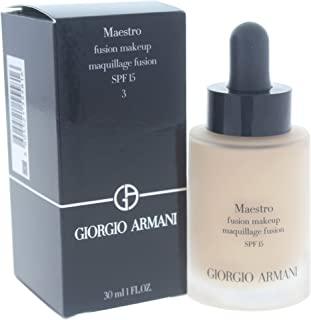 Giorgio Armani Maestro Fusion Makeup SPF 15, 3 Fair/neutral, 30 ml