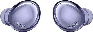 Samsung Galaxy Buds Pro, Kabellose Kopfhörer, Wireless Earbuds, ausdauernder Akku, 3 Mikrofone, Sound by AKG, 2 Wege Lautsprecher inkl. Araree Clear Cover, Violet (Deutsche Version)[Exkl. bei Amazon]