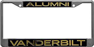 NCAA Vanderbilt Commodores License Plate Frame Alumni