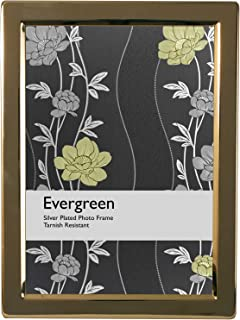 Evergreen Frame, Silver Plated, 4x6 [10x15cm]