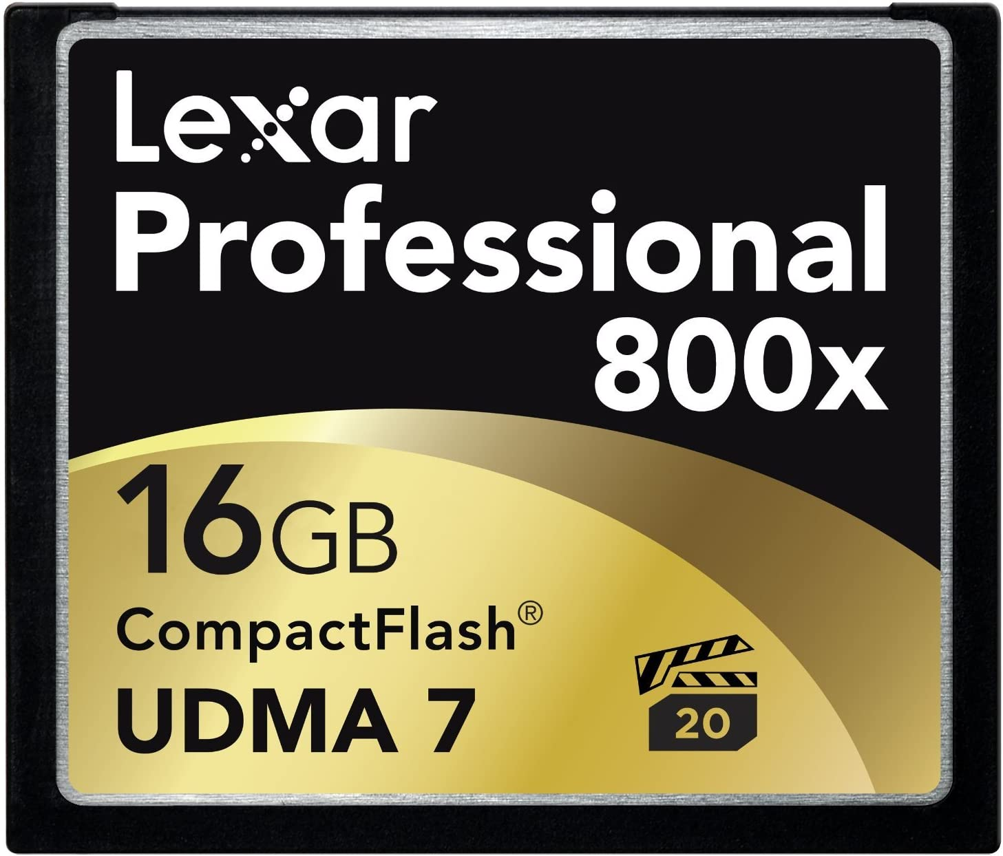Lexar Professional 800x 16GB CompactFlash Memory Card LCF16GCTBNA800