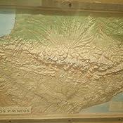 Mapa en relieve de los Picos de Europa: Escala 1:240.000 ...