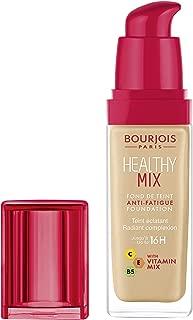 Bourjois Healthy Mix Anti-Fatigue Foundation - 53 Light Beige, 30 ml/1 fl oz