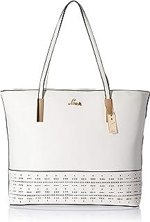 Lavie LG EW TOTE - LADIESHANDBAG (HGEG803021N3), white