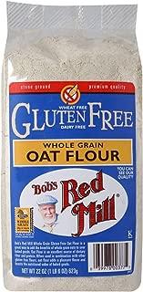 Bob's Red Mill Gluten Free Oat Flour, 22-ounce