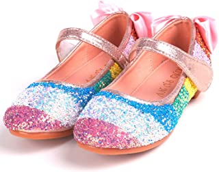 Girls Dress Shoes Toddler Party Princess Shoes Mary Jane...