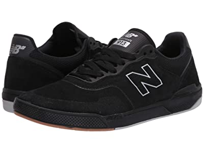 New Balance Numeric 913 (Black/Black) Skate Shoes