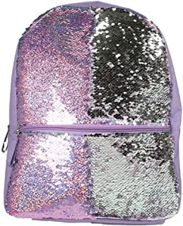 Christmas Shop Girls Reversible Sequin Backpack