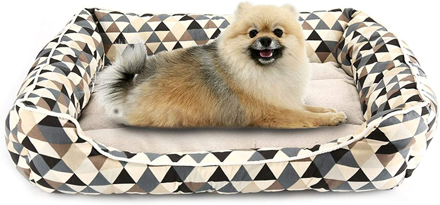 Dog Bed Sofa Pet Bed Mats for Small Medium Large Dogs Cats Kitten House for Cat Dog Beds Mat Bench Pet Kennel Pet,ZM
