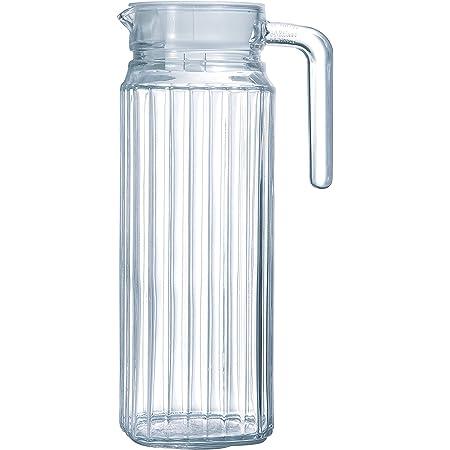 HEYNNA/® Carafe /à eau avec couvercle en li/ège