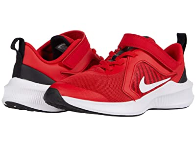 Nike Kids Downshifter 10 (Little Kid) (University Red/White/Black/White) Kid