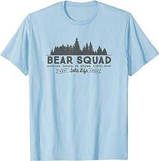 Cartoon Network We Are Bears Bear Squad T-Shirt