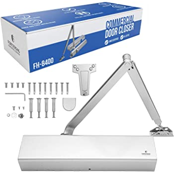 LFDZSW Door Closer Automatic Door Closer Residential//Commercial Door Closer Size : 65kg