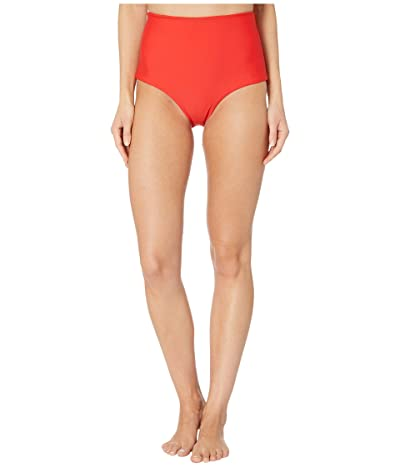 MIKOH SWIMWEAR Lami Bottoms (Fiery Red) Women