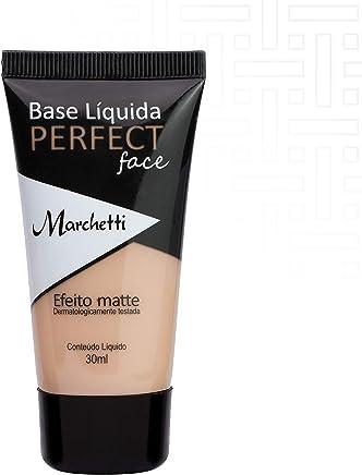 Base Líquida Perfect Face 07, Marchetti, Bege