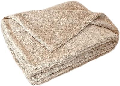 三幸 ふんわりもこもこ毛布軽くて暖かい シングル ニューマイヤー毛布 冬用 フランネル お洒落 北欧 洗える 毛玉になりにくい お手入れ簡単 ベージュ MF941161-0017